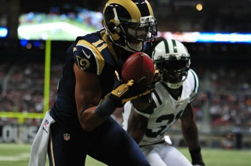 Rams Fall to Jets