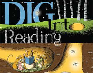 Dig Into Reading Is Summer Reading Theme at Library