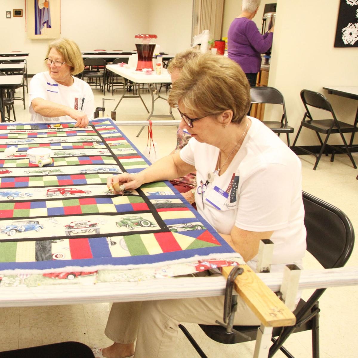 Quilts of Valor 2017