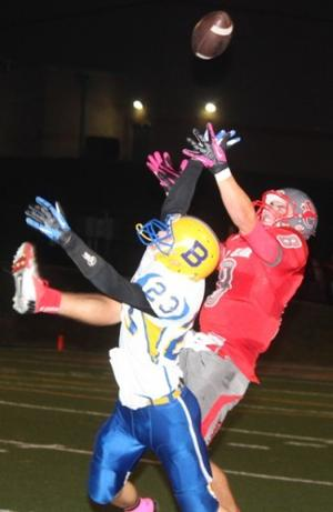 St. Clair Defeats Borgia