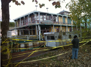 104-Year-Old Showboat Could be Sold for Scrap