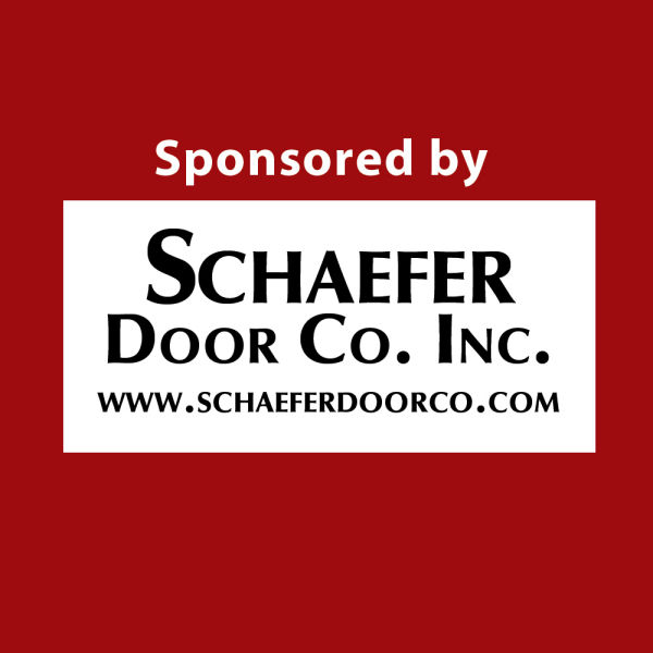 Schaefer Door Co. Inc. Sponsor 2