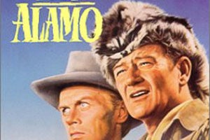 John Wayne's Alamo Movie Set Fading Away