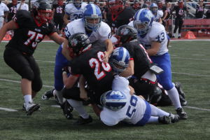 Blue Jays Fall at Zumwalt South