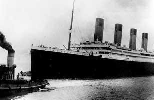 Titanic in 1912