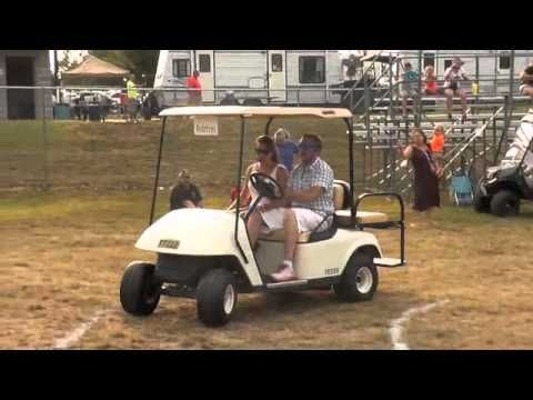 Backseat Driving Contest Washmo Fair 2014