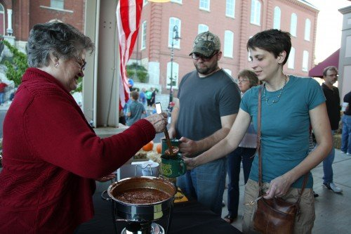 Last Year's Chili Cookoff Event