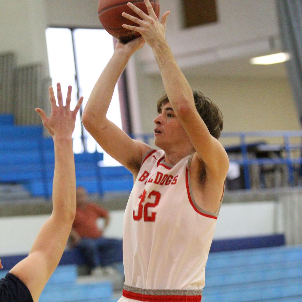 Boys Basketball — St. Clair vs. Francis Howell Central, Washington Tournament