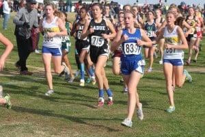 Plowman at State Meet