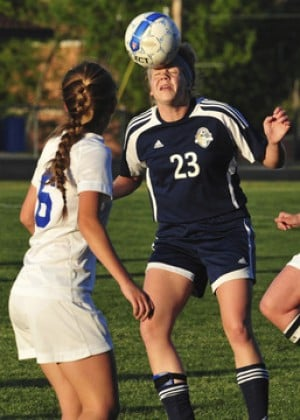 Borgia Edges Lady Jays