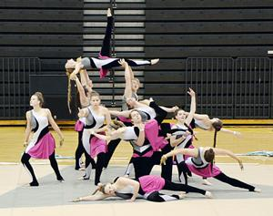 2014 WHS Varsity Winter Guard