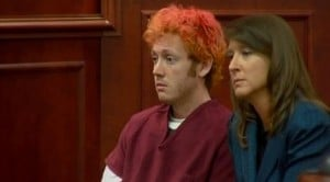Suspect James Holmes