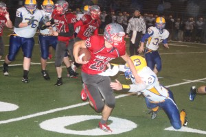 St. Clair Advances Past Borgia