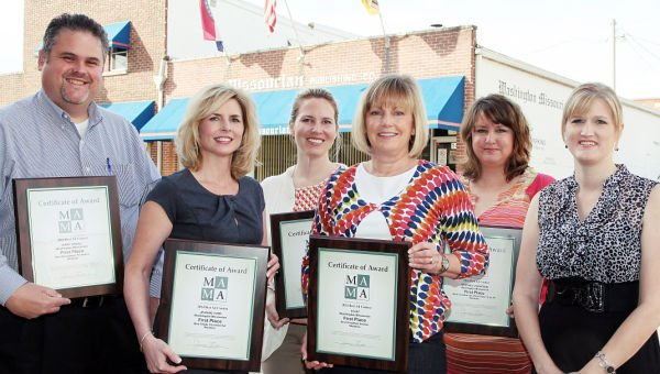 State Awards for Ad Staff