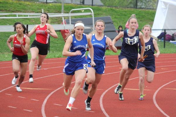 Washington Comptes at GAC Central Meet
