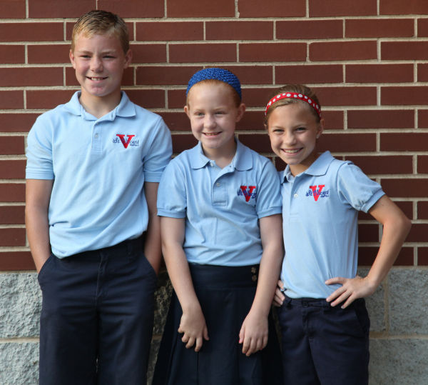 009 St Vincent First Day of School 2013.jpg