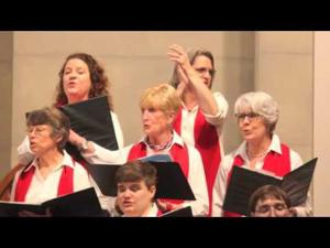 Combined Christian Choir Celebrating 20Years with 20 Songs