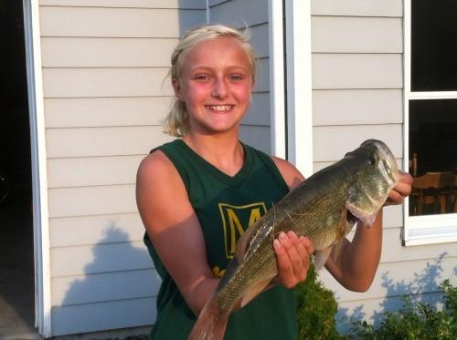 Haley's Big Fish