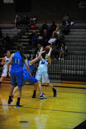 Girls Basketball — Pacific vs. Parkway West