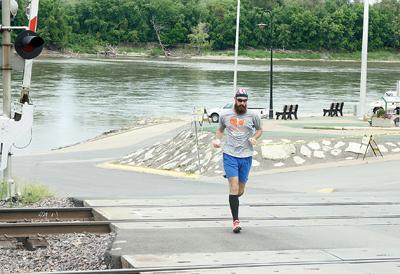 Jordan Connell Completes Run Around County Perimeter