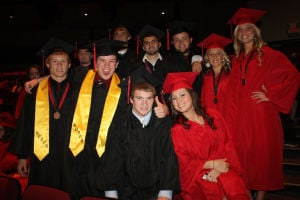 Union High School Graduation 2013 Gallery 2