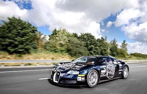 Bugatti Verylon