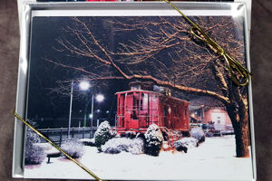 "Buy the ""BIG ONE"" Downtown & Receive a FREE Box of Holiday Cards!"