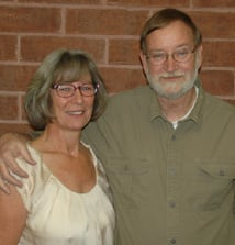 Letha and Rick Childers