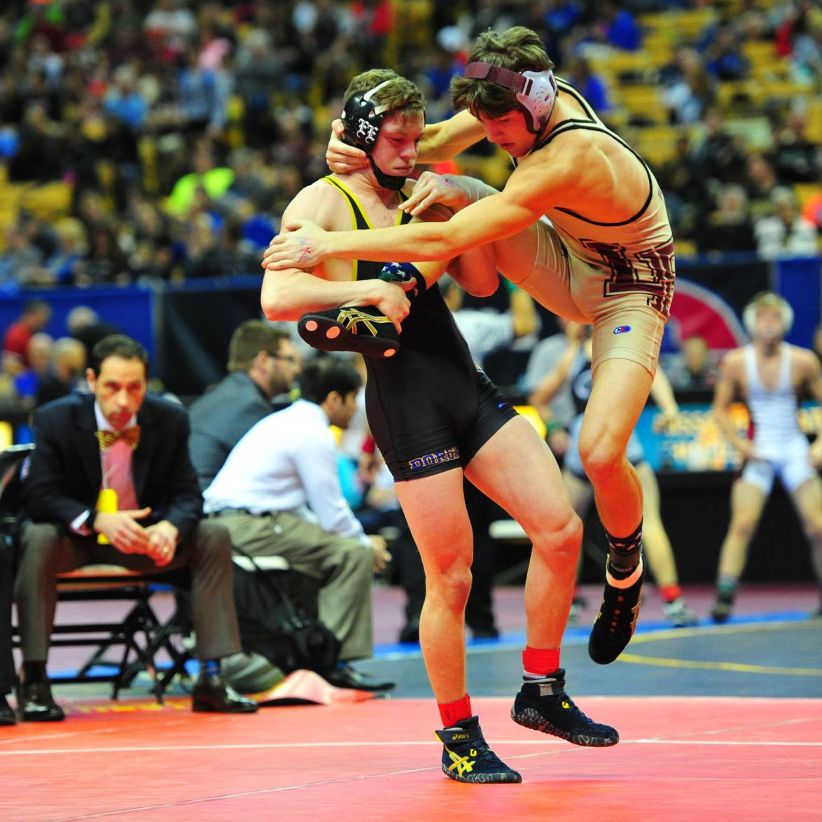 Wrestling — State Tournament Gallery 2