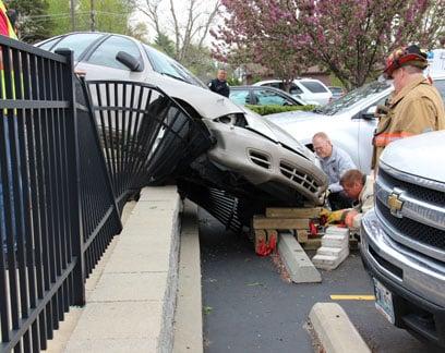 Mercy Hospital Car Crash