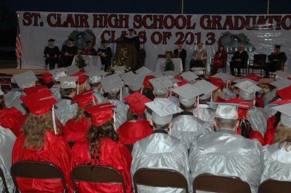 023 St Clair High Graduation 2013.jpg