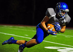 Week 9 Football — Francis Howell North Rallies Past Blue Jays