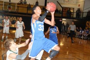 Blue Jays Shut Down Lindbergh