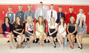 2013 SCHS Homecoming Court