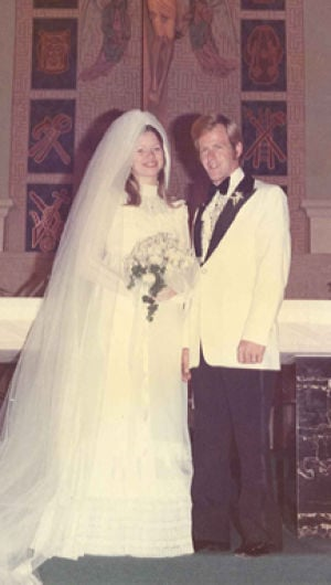 Lauridsen 40th Wedding Anniversary