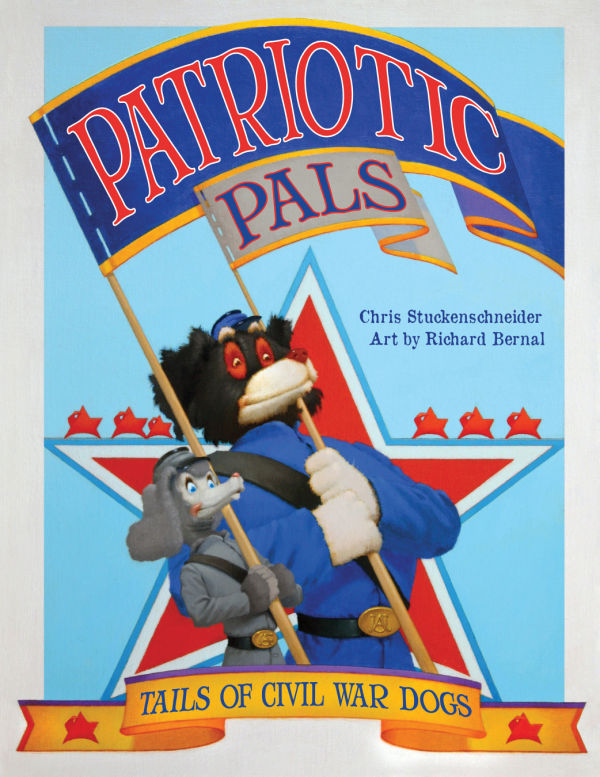 Patriotic Pals, Tails of Civil War Dogs