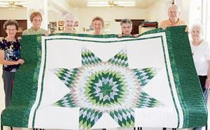 Quilt Auction Begins at 3 p.m. May 20 at Marthasville Campus