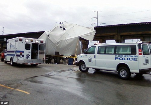 Tent Collapse