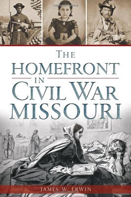 Civil War Author to Speak Tuesday at Library