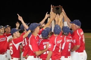 Post 218 Celebrates District Title