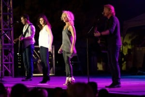 Little Big Town Performance