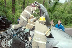 Extrication Process