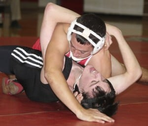St. Clair Opens Wrestling Season With Victory