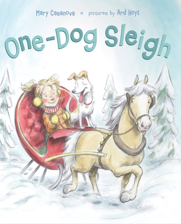 """One Dog Sleigh"""
