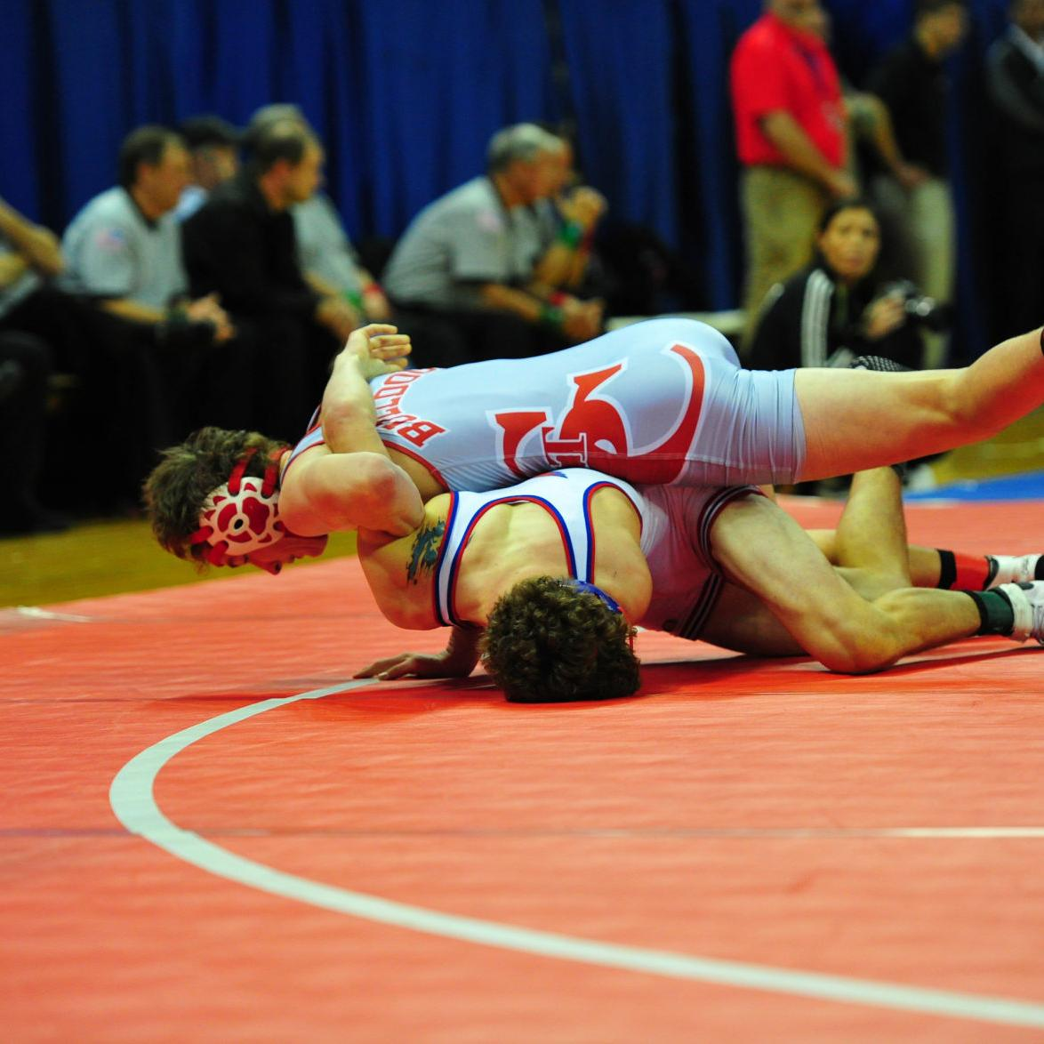 Wrestling — State Tournament Gallery 3