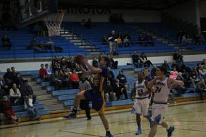Boys Basketball — Borgia vs St. Charles, Washington Tournament