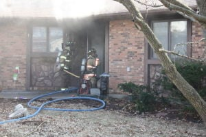 Blaze Causes Smoke Damage At Union Home