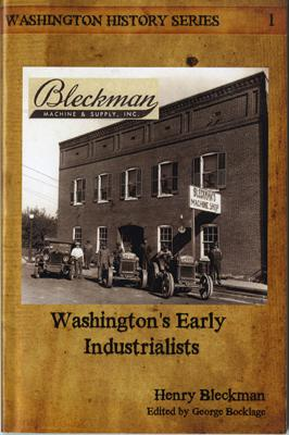 Henry Bleckman Autobiography