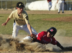 Post 218 Juniors Roll To 20-0 Win