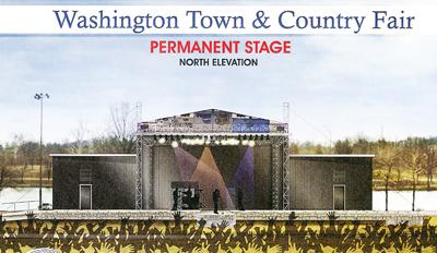 New Fair Stage